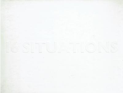 Derek Boshier. 16 Situations