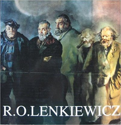 R.O Lenkiewicz (SIGNED BY THE ARTIST)