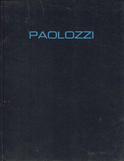 Paolozzi: Hanover Gallery