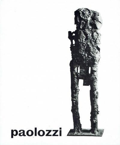 Paolozzi: Sculpture (Hanover Gallery, 1958)