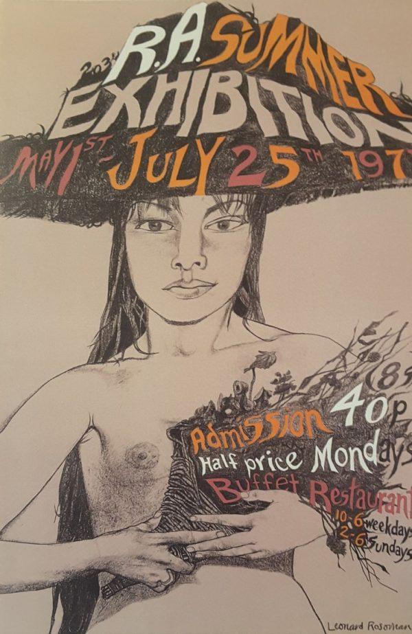 Rosoman Poster