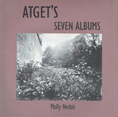 Atget Seven Albums