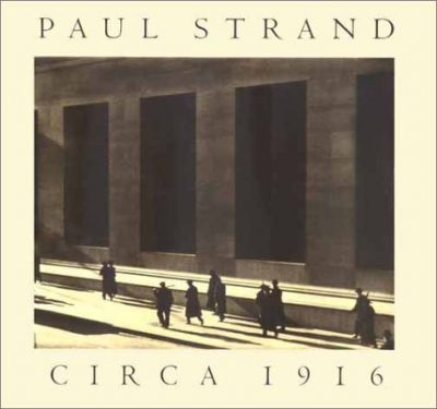 Paul Strand Circa 1916