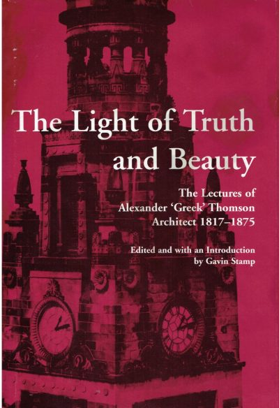 The Light of Truth and Beauty