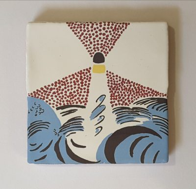 To the Lighthouse Tile
