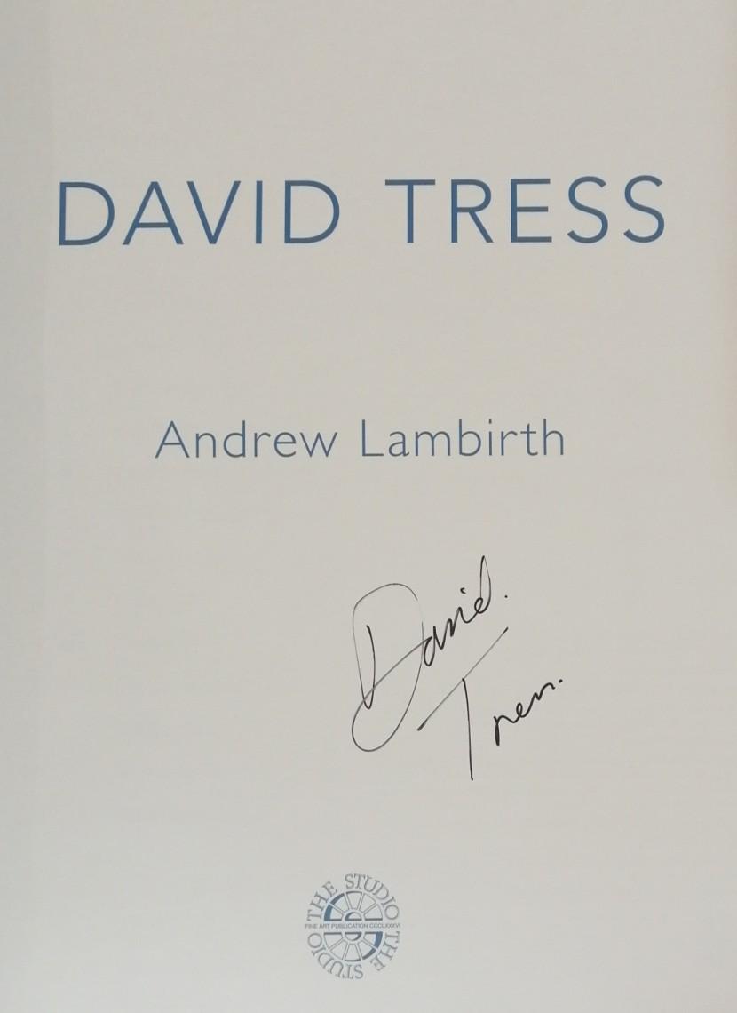 David Tress Signature