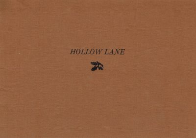 Hollow Lane