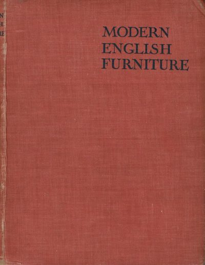 Modern English Furniture