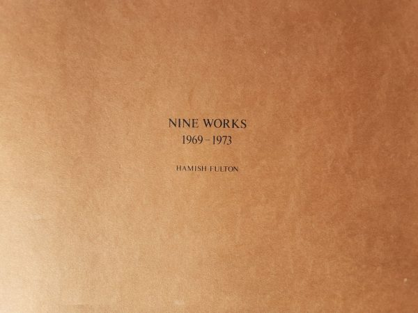 Nine Works