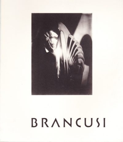 Brancusi: The Sculptor as Photographe