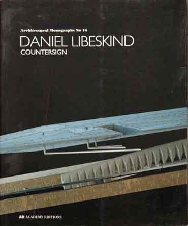 Architectural Monographs No 16: Countersign