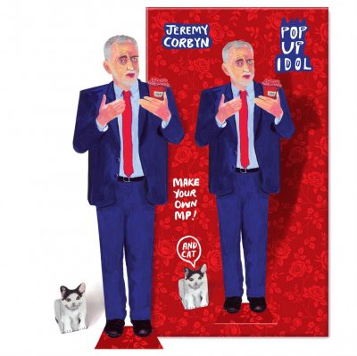 Jeremy Corbyn Pop Up