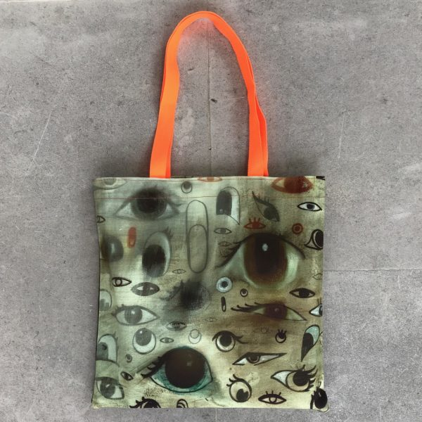Pilkington Bag Front