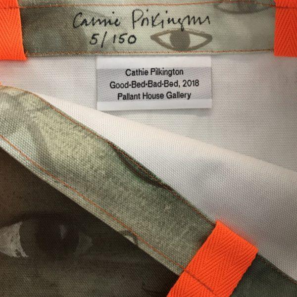 Pilkington Bag Label