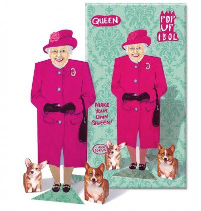 Queen Pop Up