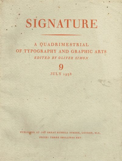 Signature 9