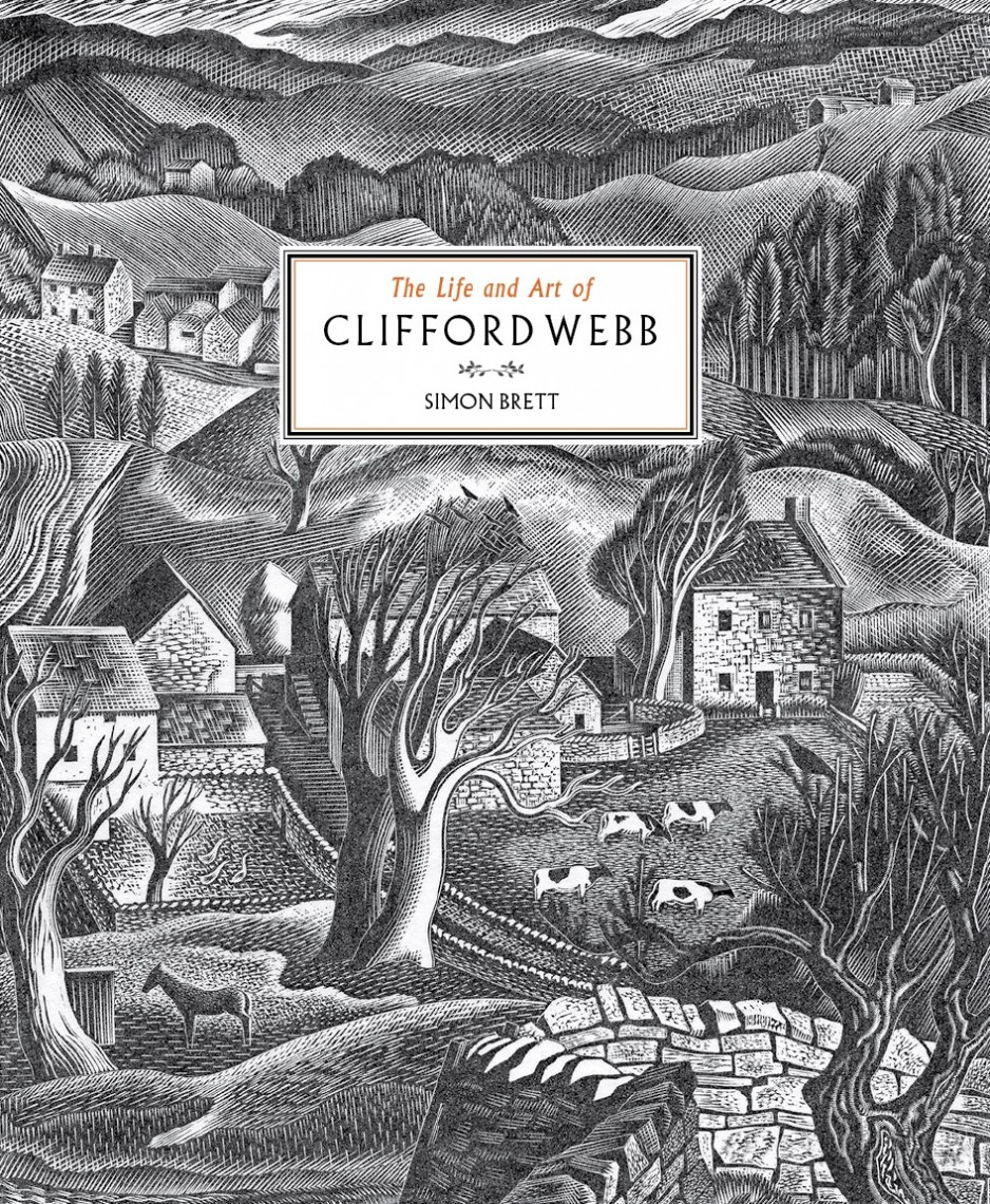 clifford webb illustrator and wood engraver