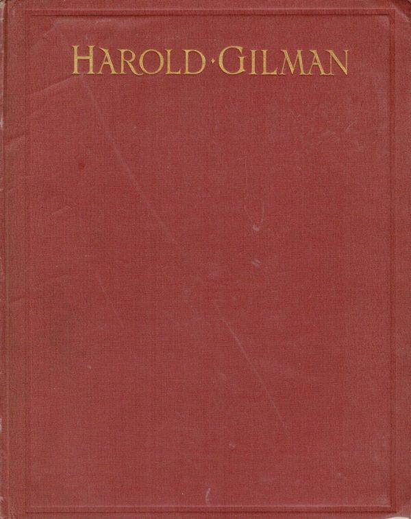 Harold Gilman An Appreciation