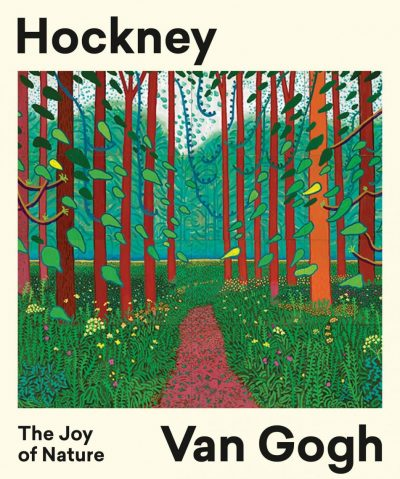Hockney Van Gogh