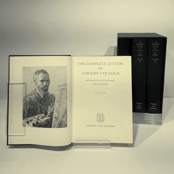 The Complete Letters of Vincent Van Gogh (3 Volumes)