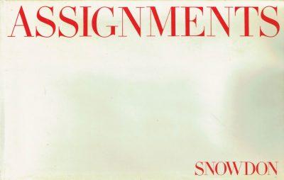 Assignments Snowdon