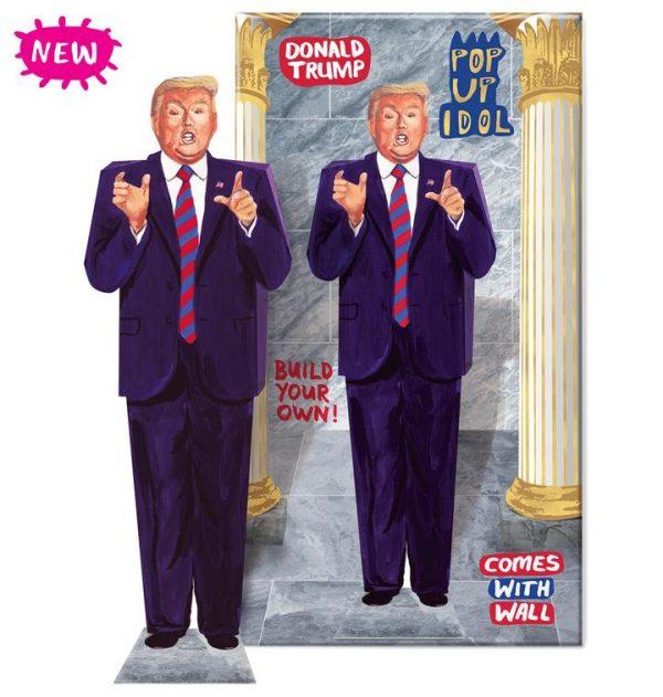 Pop Up Trump