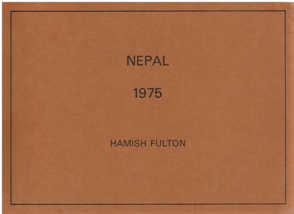 Nepal, 1975.