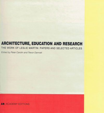 Sir Leslie Martin Architecture