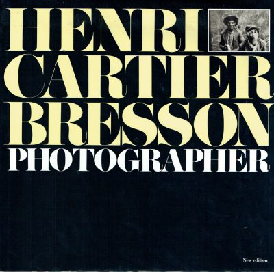 Cartier Bresson Photographer