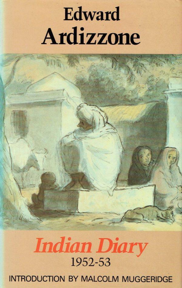 Edward Ardizzone Indian Diary