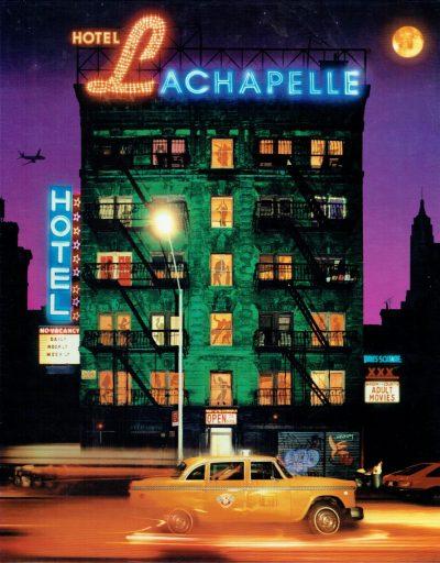 Hotel Lachappelle