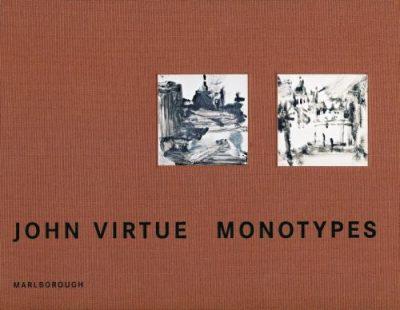 John Virtue Monotypes