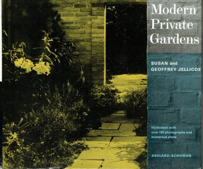 Modern Private Gardens