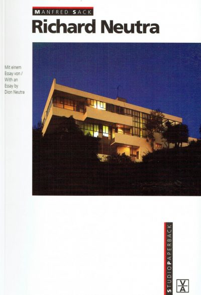 Richard Neutra Manfred