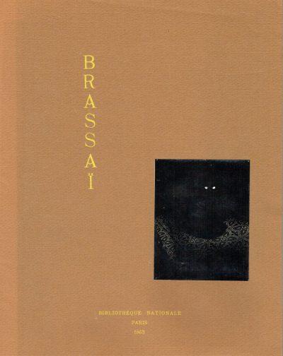 Brassai Bibliotheque