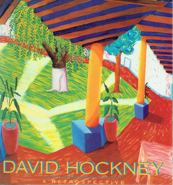 David Hockney a Retrospective