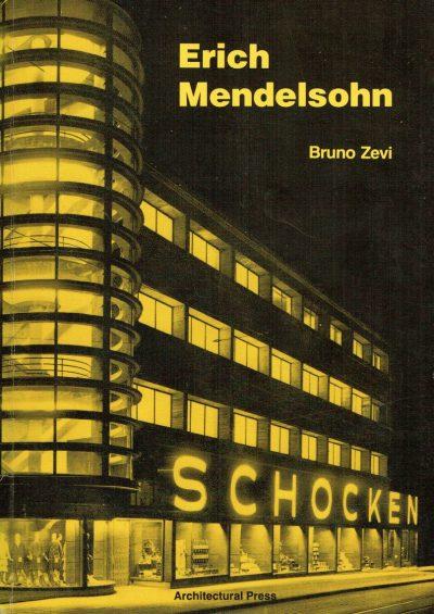 Erich Mendelsohn by Bruno