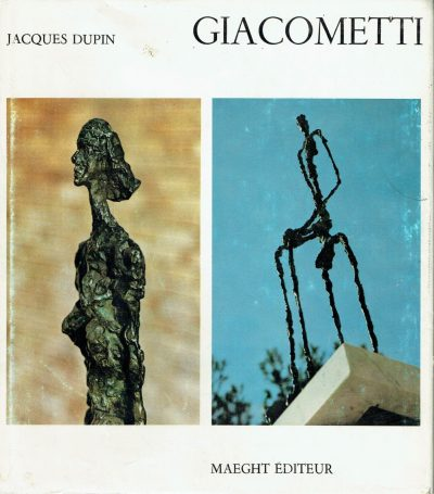 Giacometti with Original