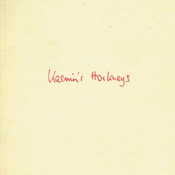 Kasmin Hockneys