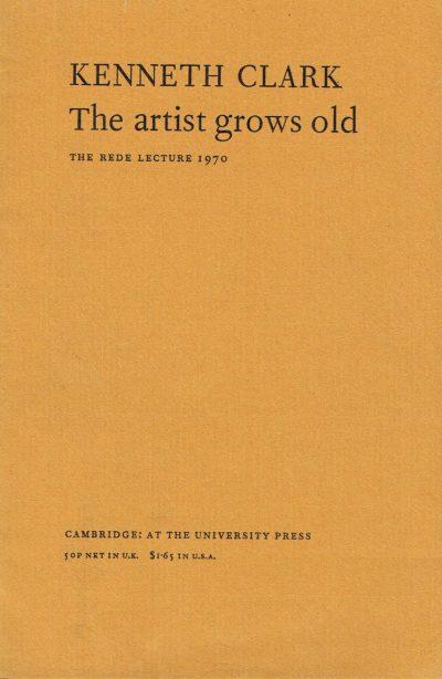 Kenneth Clark the Artist