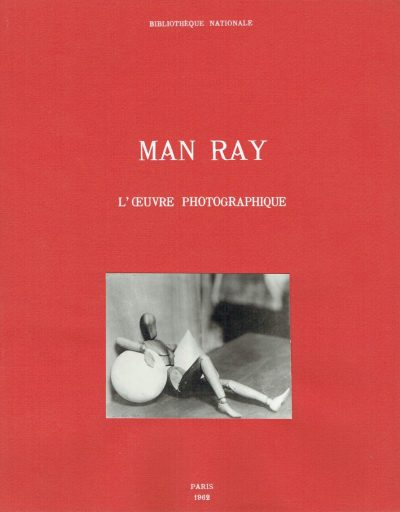Man Ray L'Oeuvre