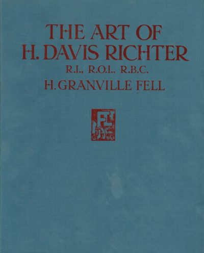 The Art of H Davis Richter