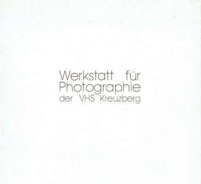 Werkstatt fur Photographie