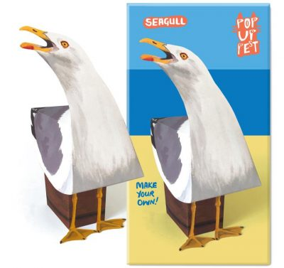 Pop Up Seagull