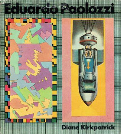 Eduardo Paolozzi by Diane