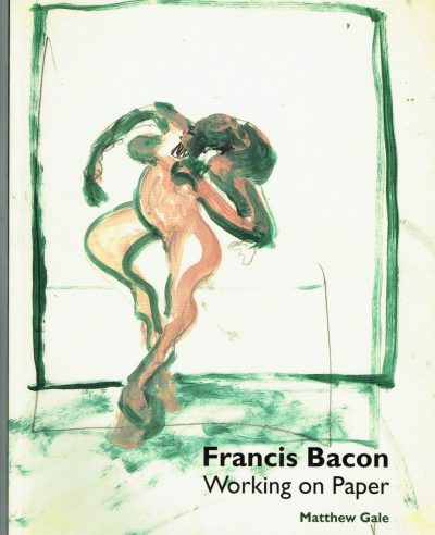 Francis Bacon Working on Paper