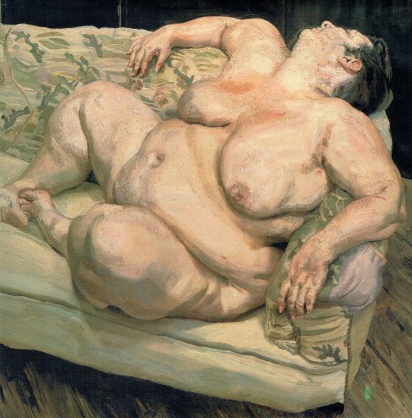Lucian Freud Jonathan