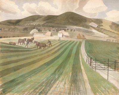 Mount Caburn Print