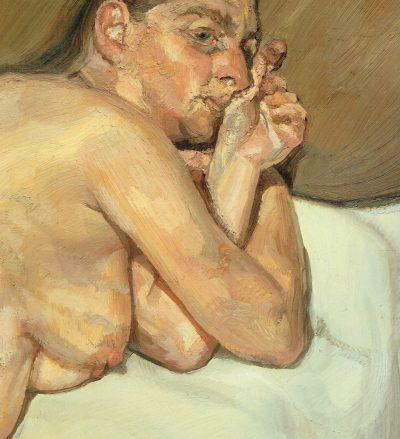 Lucian Freud 1987