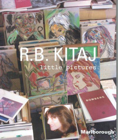 R.B. Kitaj Little